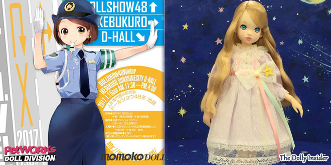 Doll Show 48 Winter: Momoko Images