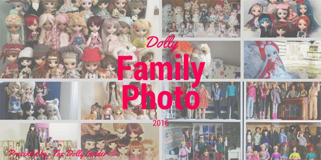 Dolly Family Photo 2016: Images Revealed