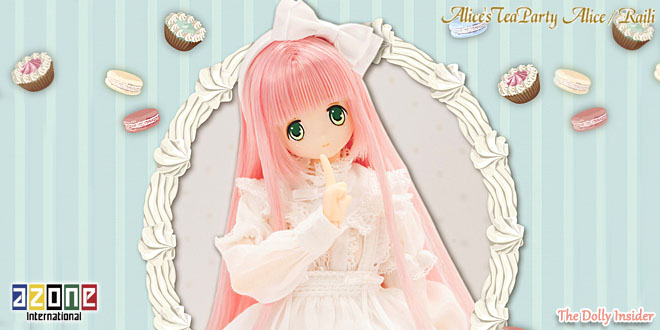 Alice's Tea Party Alice Raili by Azone International