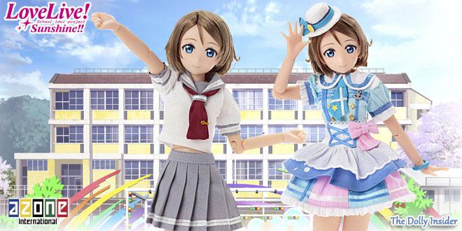 Love Live! Sunshine!!: You Watanabe PureNeemo By Azone International