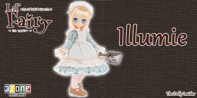Lil Fairy Illumie by Azone International