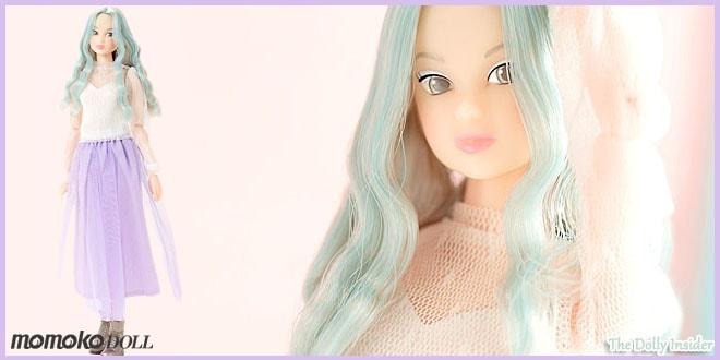 Momoko Pastel Edge by Sekiguchi