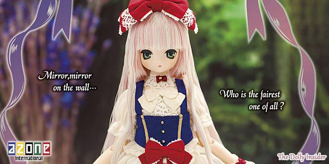 Snow White Princess Aika Kanihoru × nico