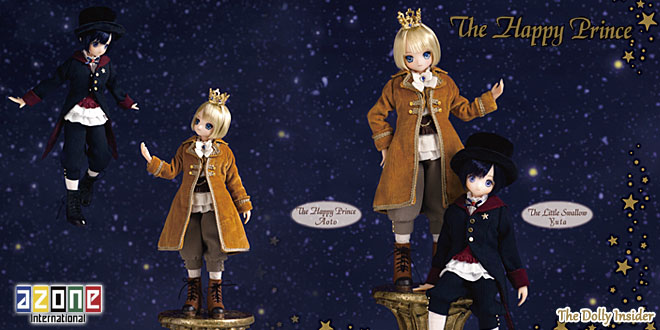 Happy Prince Aoto & Little Swallow Yuta by Azone International