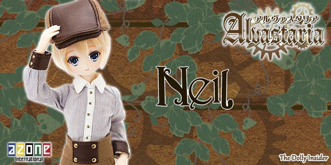 Alvastaria Neil by Azone International