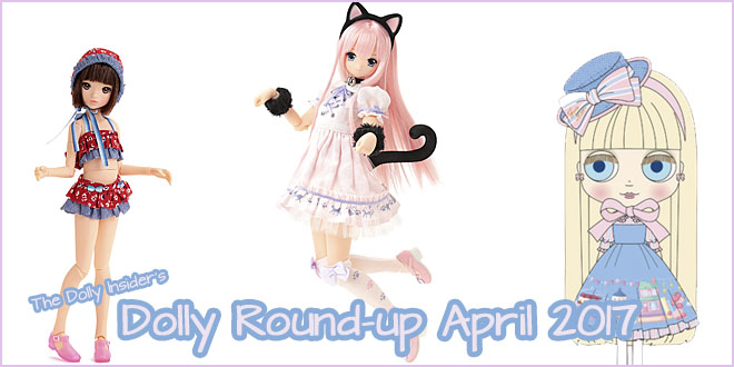 Dolly Round-up April 2017 Edition