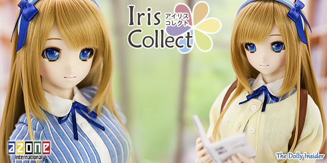 Iris Collect: Noix – My Peaceful Day by Azone International