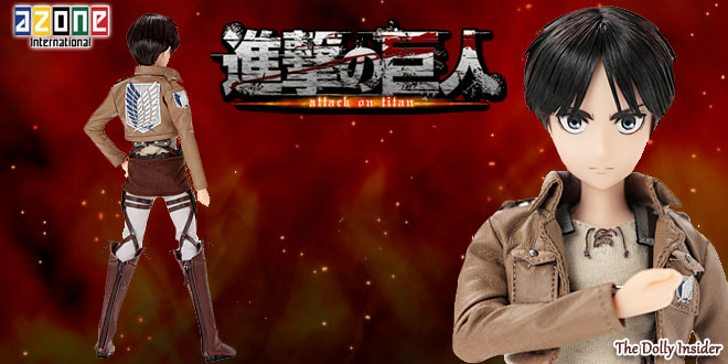 Attack on Titan: Eren Yaeger by Azone International