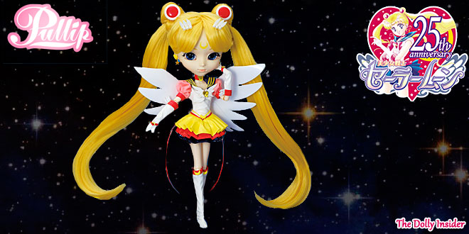 Sailor Moon: Pullip Eternal Sailor Moon September 2017