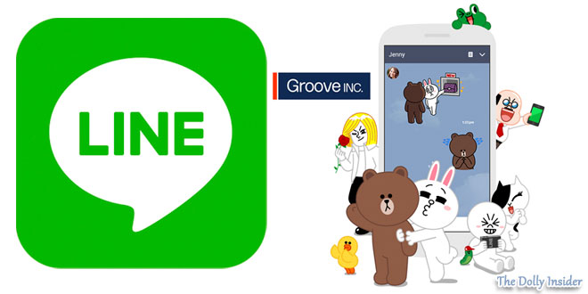 Stay Connected with Groove Inc on LINE App