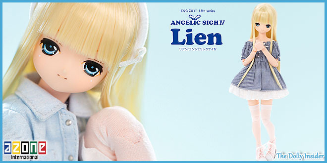 Lien Angelic Sigh IV by Azone International