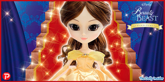 Doll Collection Belle Beauty And The Beast By Plex