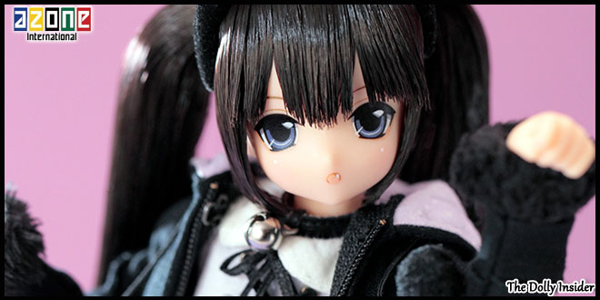 Meow × Meow a la mode Black Cat Lycee Azone's Akihabara Shop 3rd Anniversary