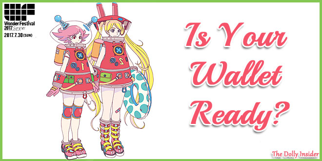 Wonder Festival Summer 2017: Is Your Wallet Ready?