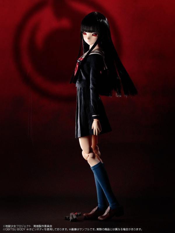 Hell Girl Jigoku Shoujo Ai Enma 1 3 Doll By Azone