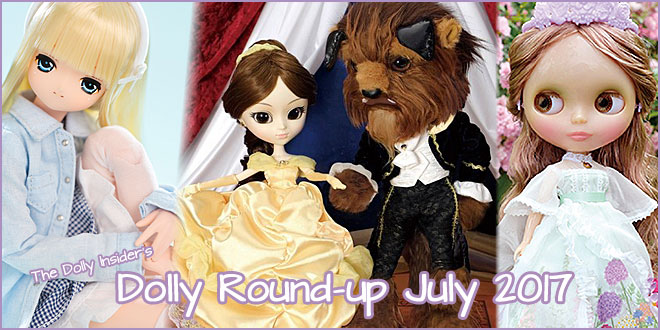 Dolly Round-up July 2017 Edition