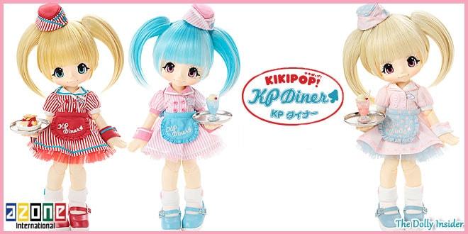 KIKIPOP! KP Diner by Azone International