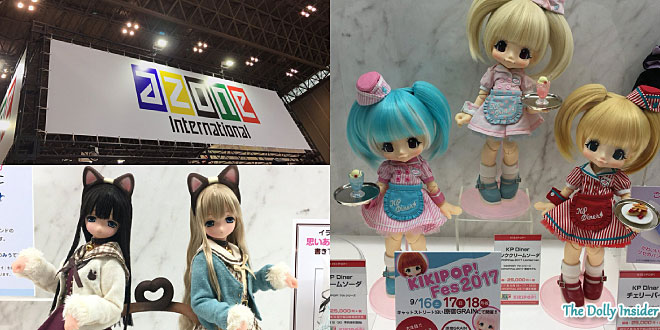Wonder Festival 2017 Summer: Azone International