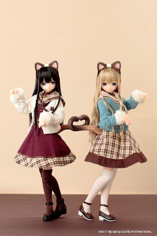 Meow × Meow a la mode Siamese Mia