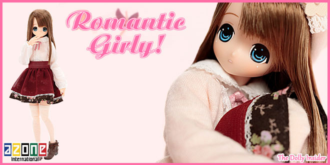 Chiika Romantic Girly! IV by Azone International