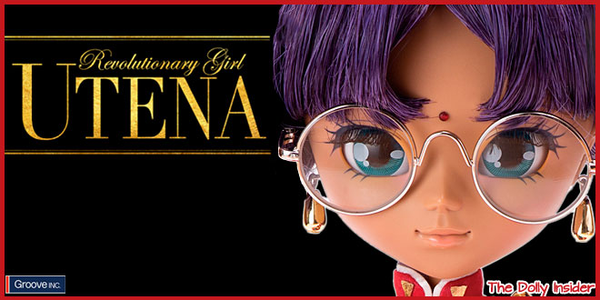 Revolutionary Girl Utena: Pullip Anthy Himemiya December 2017