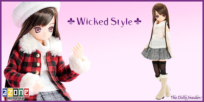 Aika Wicked Style IV by Azone International