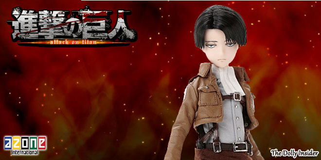 Attack on Titan: Levi by Azone International