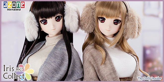 Iris Collect:  Kano Winter Coming by Azone International