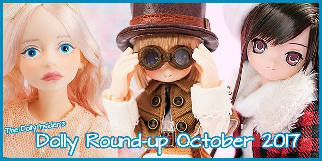 Dolly Round-up October 2017 Edition