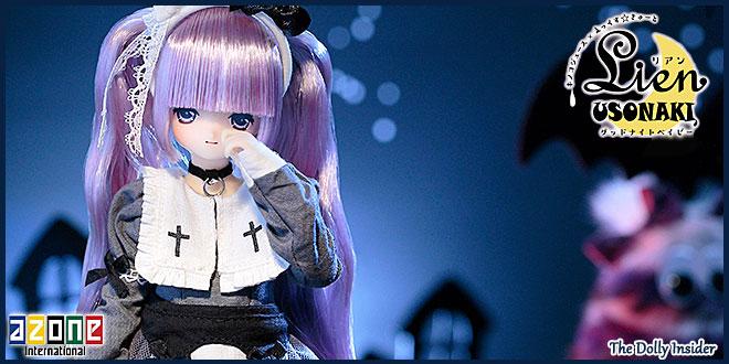 Lien USONAKI Good Night Baby by Azone International