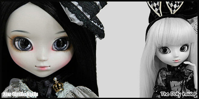 Limited Edition Pullip Monochrome Alice by AGA