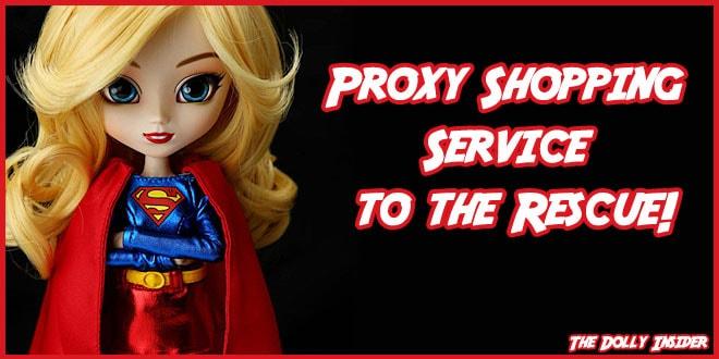 Proxy Shopping Service