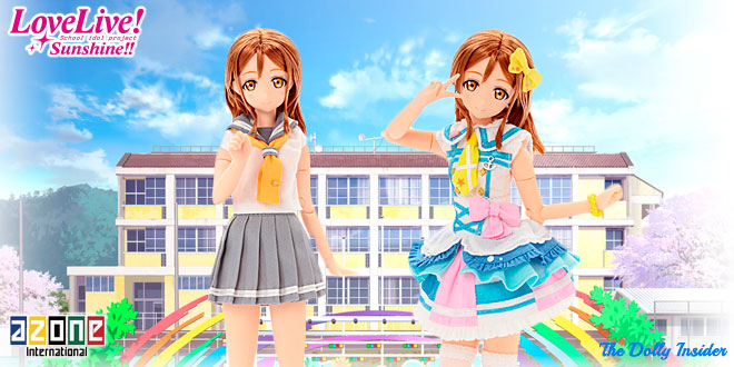 Love Live! Sunshine!!: Hanamaru Kunikida PureNeemo By Azone International