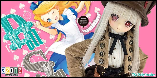Doll Show 52 Winter Asakusa: Azone International Images