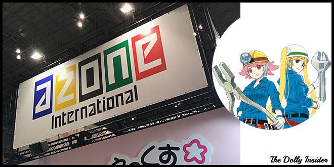 Wonder Festival 2018 Winter: Azone International
