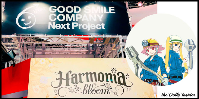 Wonder Festival 2018 Winter: GSC Harmonia bloom