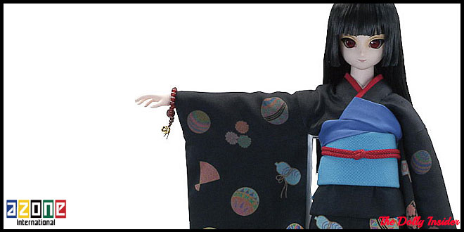 Hell Girl: Three Vessels (Mitsuganae) Enma Ai 1/3 Doll By Azone International