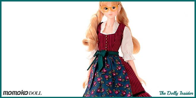 Momoko Princess Dirndl