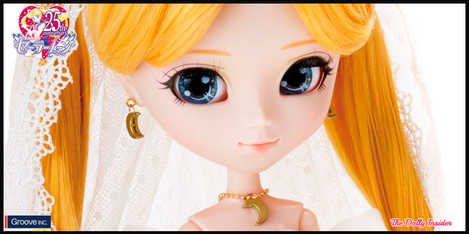 Sailor Moon: Pullip Usagi Tsukino (Wedding Ver) June 2018