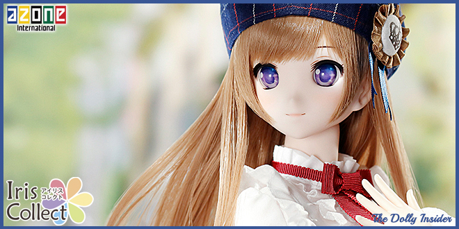 Iris Collect: Sumire – Be My Sweetie by Azone International