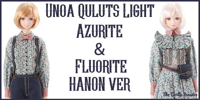 Azurite & Fluorite Unoa Quluts Light HANON ver. by Dollybird