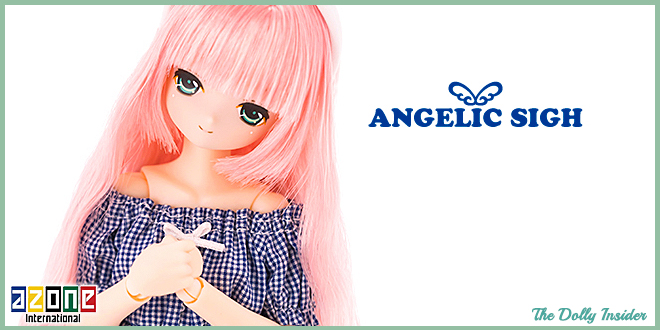 Lien Angelic Sigh IV ver. 1.1 by Azone International