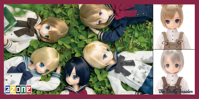 Azone Boys Doll Collection Exhibition