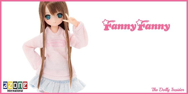 1/12 Picco EX-Cute Himeno Fanny Fanny III by Azone International