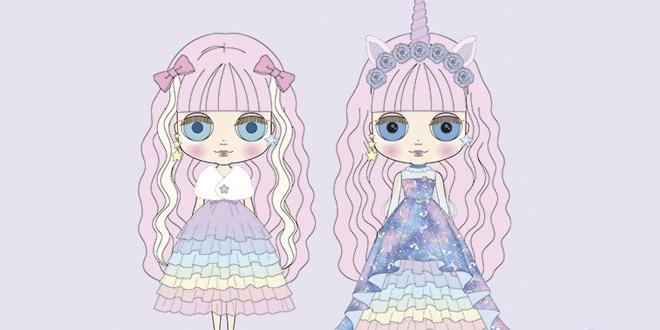 Neo Blythe Unicorn Maiden 17th Anniversary