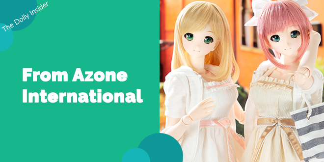 Iris Collect: Noix Sunshine Vacation by Azone International