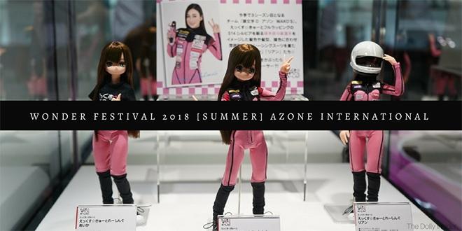 Wonder Festival 2018 Summer: Azone International