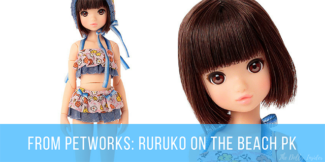 Ruruko on the Beach PK by PetWORKs