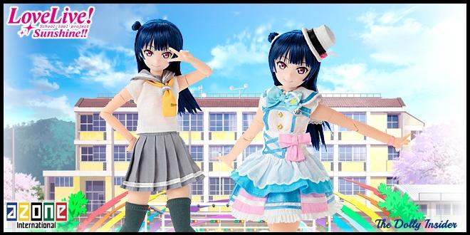 Love Live! Sunshine!!: Tsushima Yoshiko PureNeemo By Azone International