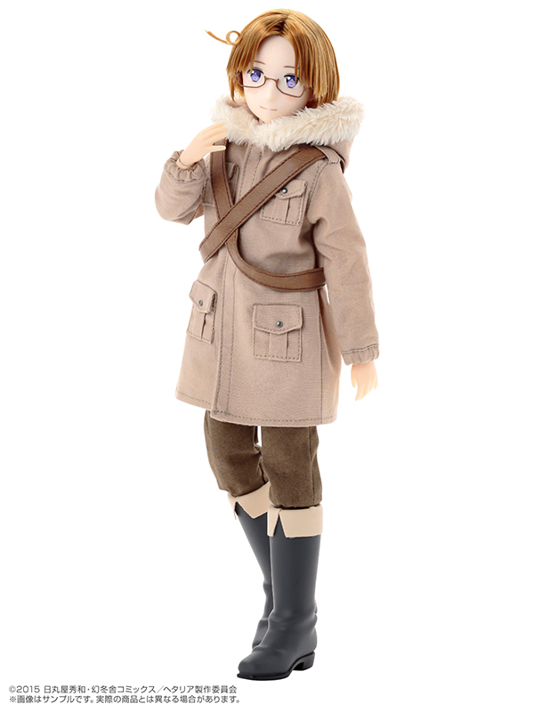 Canada Azone Doll